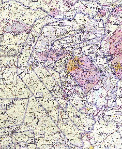 Vortrag:ICAO Karte in Theorie und Praxis